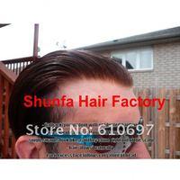 Небольшой парик Shunfa 100% 6 sft-805