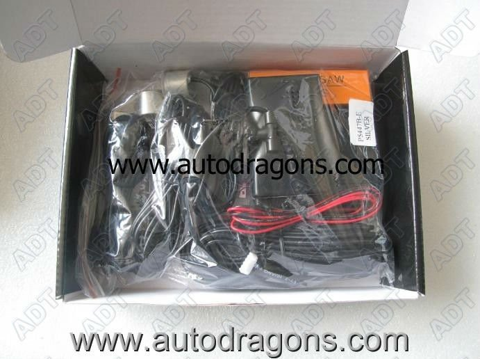P5447B-E voice colorful LCD parking sensor system