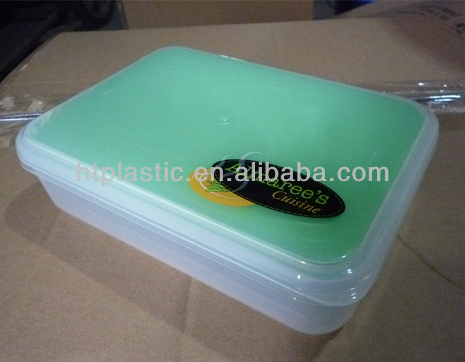 Food Grade Plastic Airtight Keeping Food Fresh Container