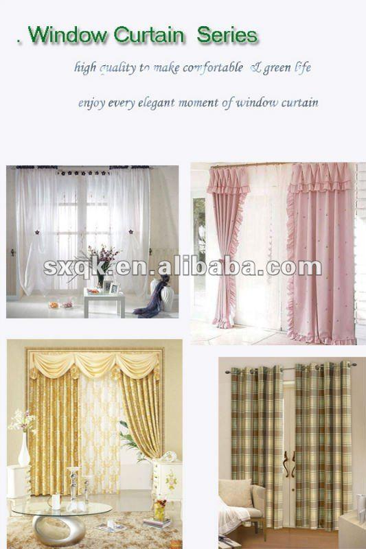 Decor Window Curtain