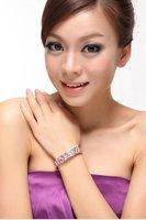 сделать завод розетки моды Бижутерия браслет с кристалами SWAROVSKI #5123