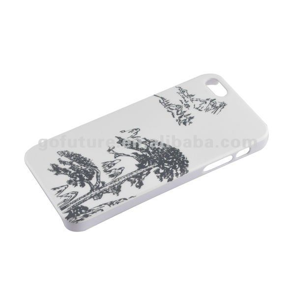 custom case mobile phone accessory for iphone 5