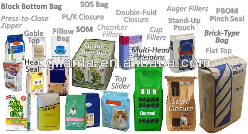 Customize printed resealable plastic bag