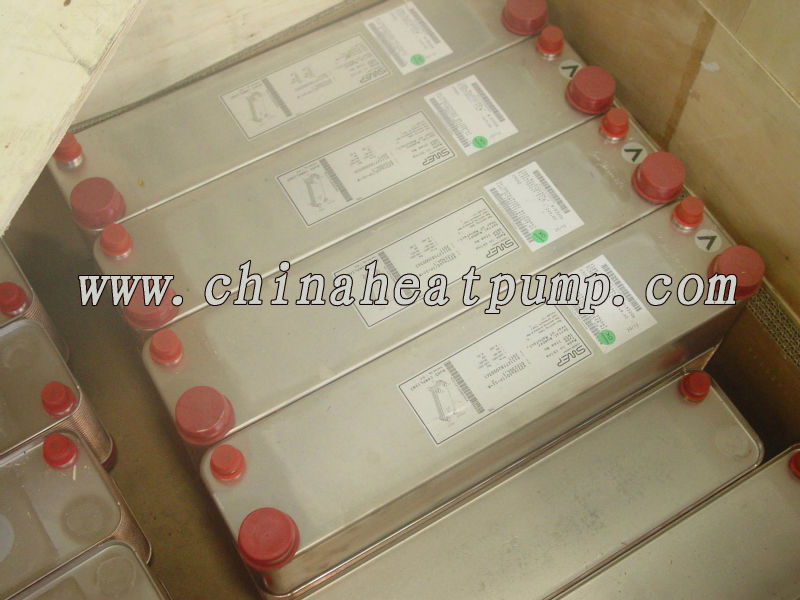 HISEER Guangzhou geothermal heat pumps manufacturer, high COP geothermal heat pump