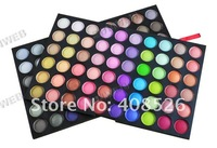 Тени для глаз Pro 120 Color Eyeshadow Palette Fashion Eye Shadow Makeup 3 new 1585