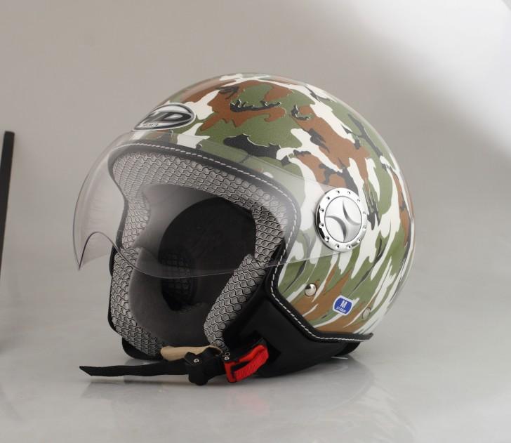 HuaDun ece scooter open face helmet/jet helmet,motor helmet HD-592