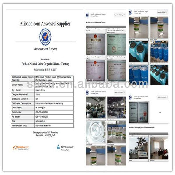 High temperature resistance rtv silicone sealant