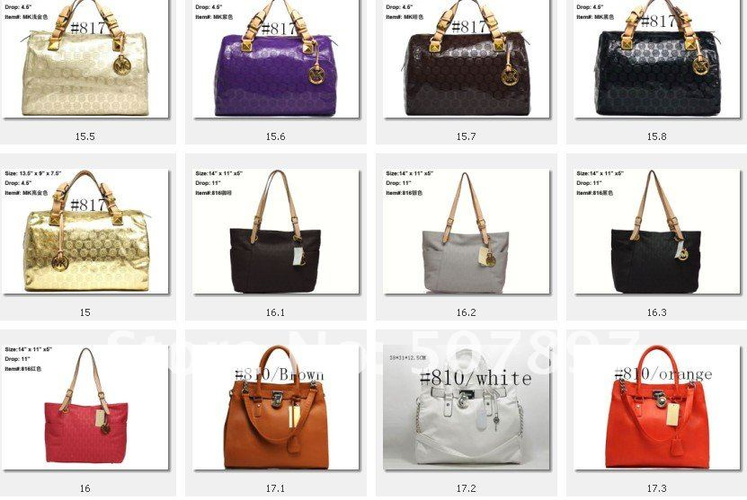 New style women's MK handbag,michael kors purse handbags,Bags,tote,fashion shoulder bags hot selling