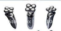 аккумуляторные бритвы мужчин, моющиеся электробритвы, бритва электрическая 5 головки бритвы нас вилка hb925
