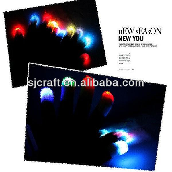 light up glove