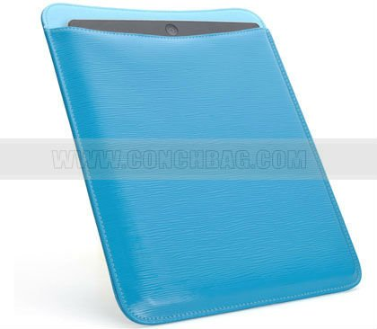 2014 newest case for ipad air, for the new ipad cheapest water ripple pu sleeve