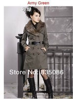 Женские пуховики, Куртки Fashionable Wool coats Temperament Long-sleeved Cotton Winter down Coats Jacket M L XL XXL