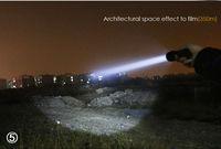Светодиодный фонарик 2013 new AIMIfireT6 ultra strong light flashlig+1*18650+Gift
