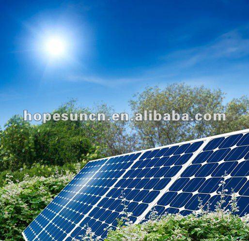 momocrystalline 100w 200w 250w solar panels