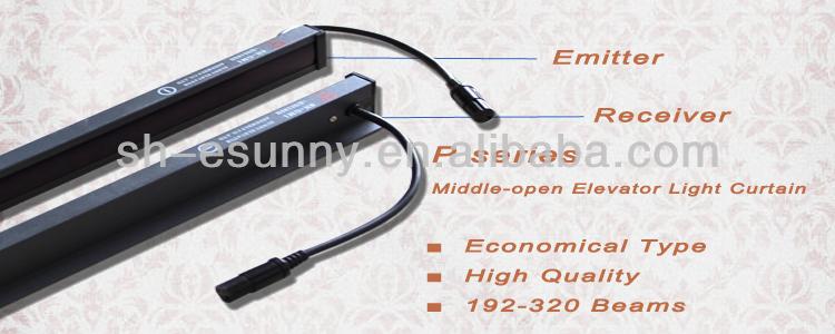 elevator Photocell 192 beams elevator Safety photocell,lift sensor, Lift Detector for Schindler,OTIS,Mitsubishi,Sigma,Kone,LG