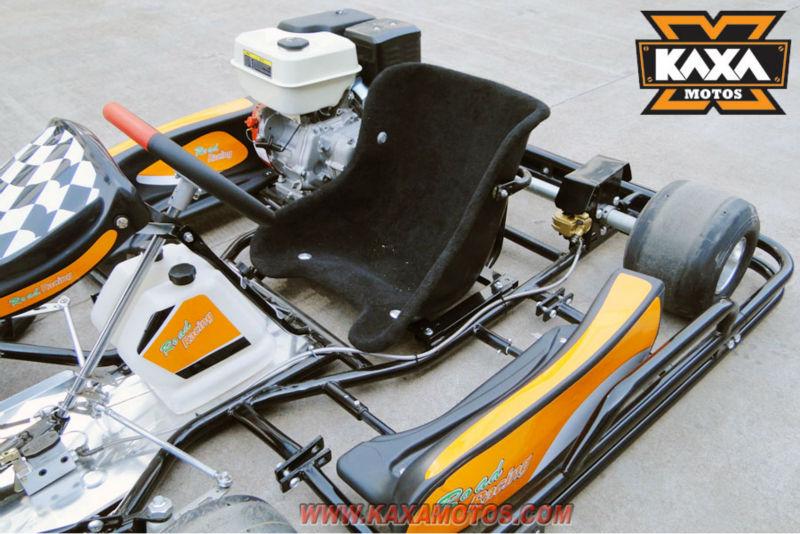 5.5HP 200cc Racing Karting with HONDA Engine