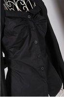 Женские блузки и Рубашки Hot Sell 2013 Fashion Ladies leisure shirt, pretty ladies blouse, Womens Blouse, Ladys Shirt, OL Blouse, Womens clothing, White