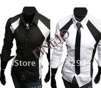 Мужская повседневная рубашка Brand new 3 m l XL 2 3403 3403#