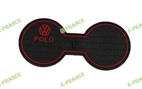 Коврик для приборной панели авто Car Non Slip Interior Door Floor Mat Pad For New Volkswagen Polo
