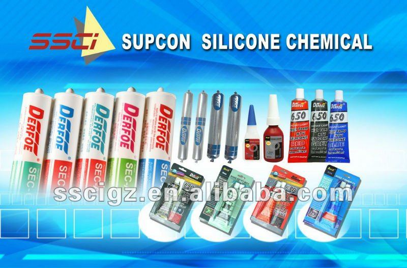 85g rtv silicone sealant high temperature, high grade silicone sealant,5- 7min cure time