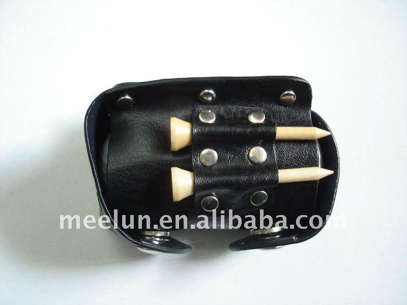 Genuine Leather Golf Bag