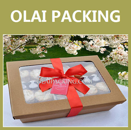 Large Wooden Tea Gift Packing Box