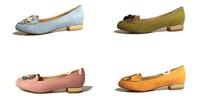 Женская обувь на плоской подошве 2013 metal rhinestone crystal decorative designer flats shoes Charlotte Olympia 12 constellation flats