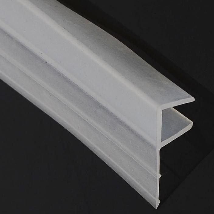Produce Various Shower Glass Door Rubber Seal / Bathroom