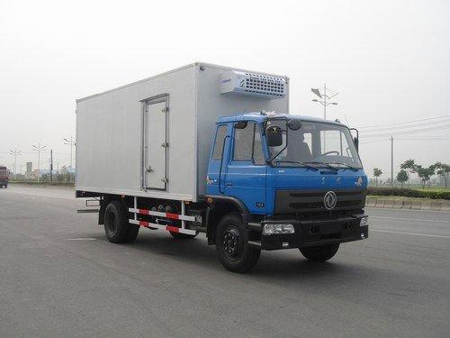 2011Jiangnan dongfeng JDF5121XLCDFL refrigerator van