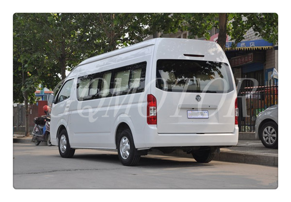 foton wide body view van CS2(LHD/diesel drive)