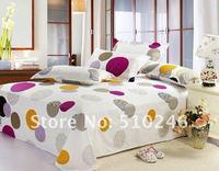 wholesale&retailing 48x74cm pillowcases cotton printed bedroom bedding pillow case