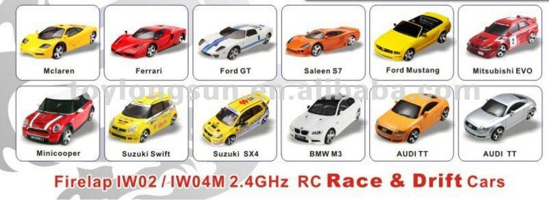 11 Years Gold Supplier Pioneer 1/28 Model RC Mini Car & RC Racing Car