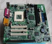 плате Gigabyte 810t интегрированных isa + процессор + 256 m памяти