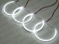 Неоновые кольца Angel Eyes Led Angel Eyes White Halo Ring light For BMW E36 E38 E39 E46 Error SMD Angel Eyes kit