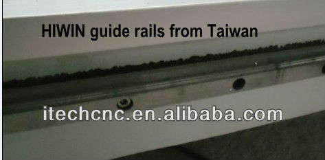 HIWIN guide rails from Taiwan_