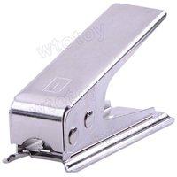 бумагорезальная машина For IPhone 5 Nano Sim Card Cutter plus Sim Adapter cut regular and micro to nano sim