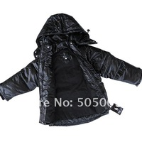 COAT kids winter christmas down jacket down coat down wear down and feather garment TD0003B