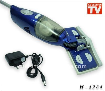 2 in1 Electric Vacuum cleaner mop