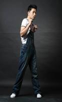 Мужские джинсы 135