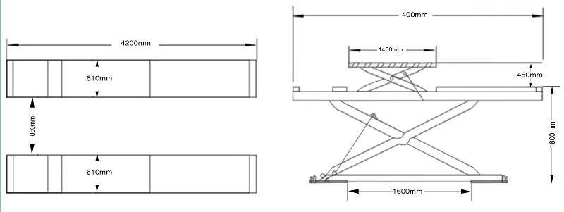 Hydraulic Scissor Lift Design Project Car Scissor Lift Design