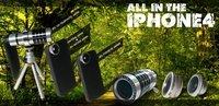 Объектив для фотокамеры JEC 180 FishEye