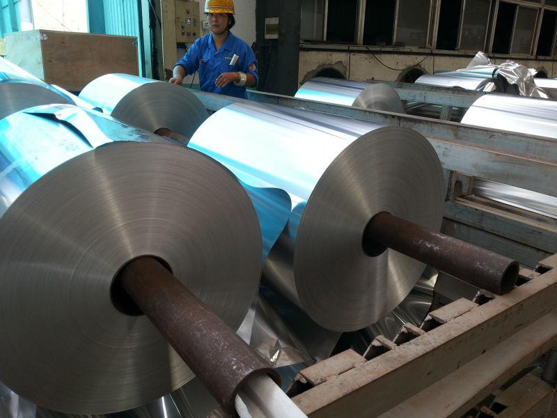 aluminum foil thickness essay