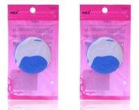 Косметический спонж Valentine's day! stripe SBR powder puff, Facial Face Sponge Makeup Cosmetic Powder Puff New JHB-049
