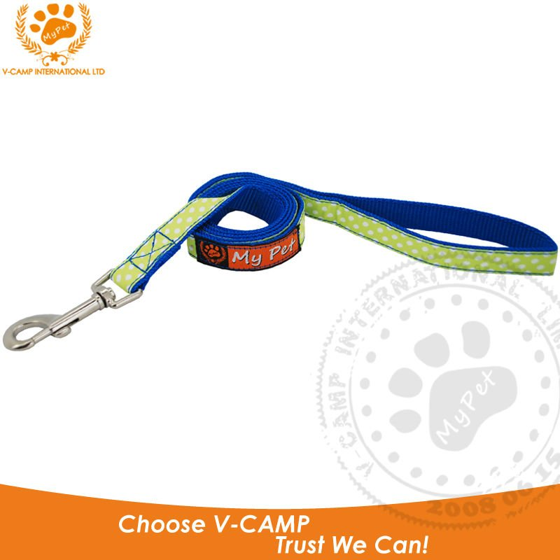 Whole sales in Free shipping !  10sets of dog harness set  in variour colour with durable webbing