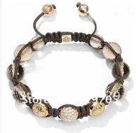 Браслет из бисера 2012 New fashion Shamballa bracelet