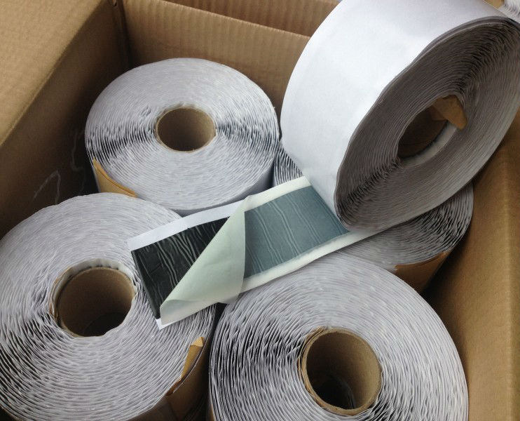 Water proof tape -doulble side adhesive butyl tape