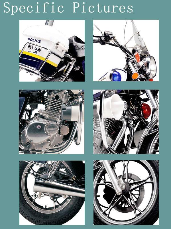 250cc WJ-SUZUKI Cruiser Chopper Motorcycle GN250J