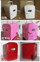 Холодильник Mini Refrigerator, cooling and warm modes, Hello Kitty, 4L for both car use and at home use
