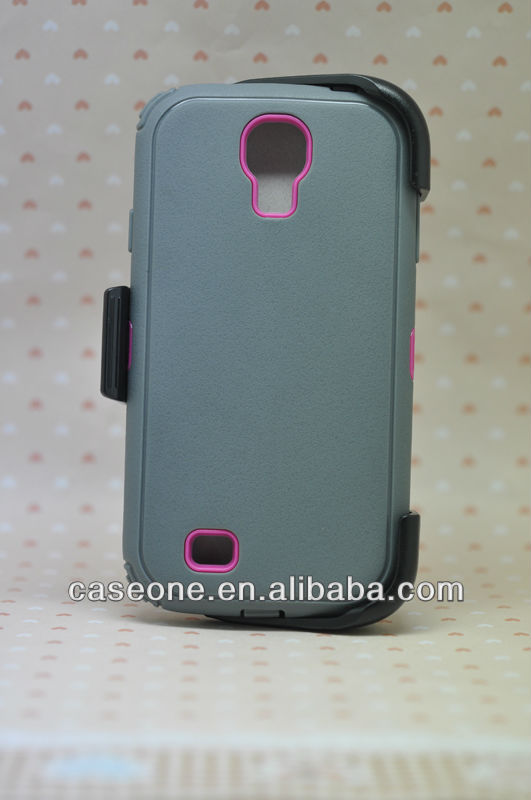 New arrival! Defender case for Samsung galaxy S4 i9500,holster case