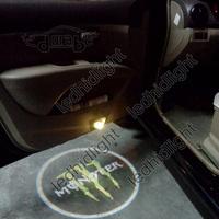 Освещение для дверей Safego 2 7W 3d vw
